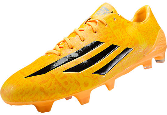 adidas F10 IN (Messi) Gold-Black