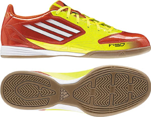 adidas F10 IN Orange-Electricity