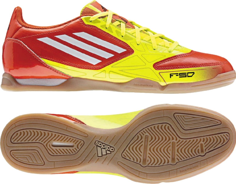 adidas F5 IN Orange-Electricity