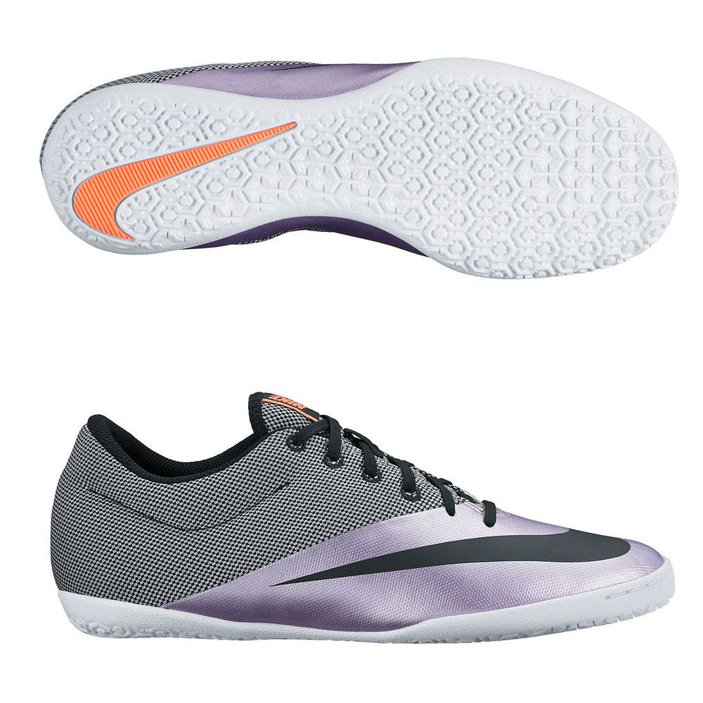 hot sale online 54154 e7c20 Nike Mercurialx Pro IC Urban Lila