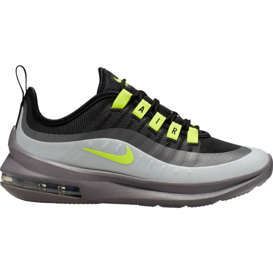 N Air Max Axis Yth Black/Volt