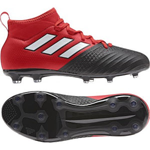 adidas Ace 17.1 FG J Red-Black-Whit Kids