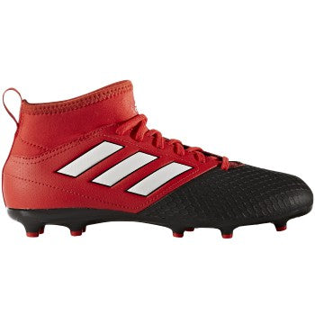 adidas Ace 17.3 FG J Red-Black-Whit Kids