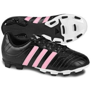 adidas Goletto II TRXFG Jr Black-Pk Kids