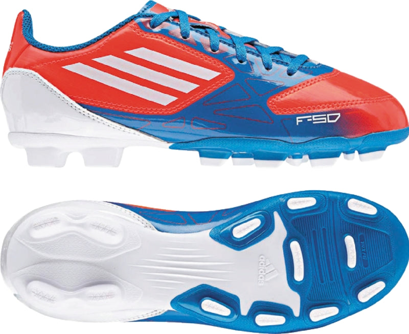 adidas F5 Trx FG Jr Red-Blue Kids