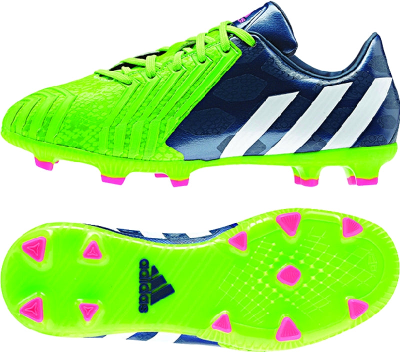 adidas P Absolado Instinct FG J Blu Kids
