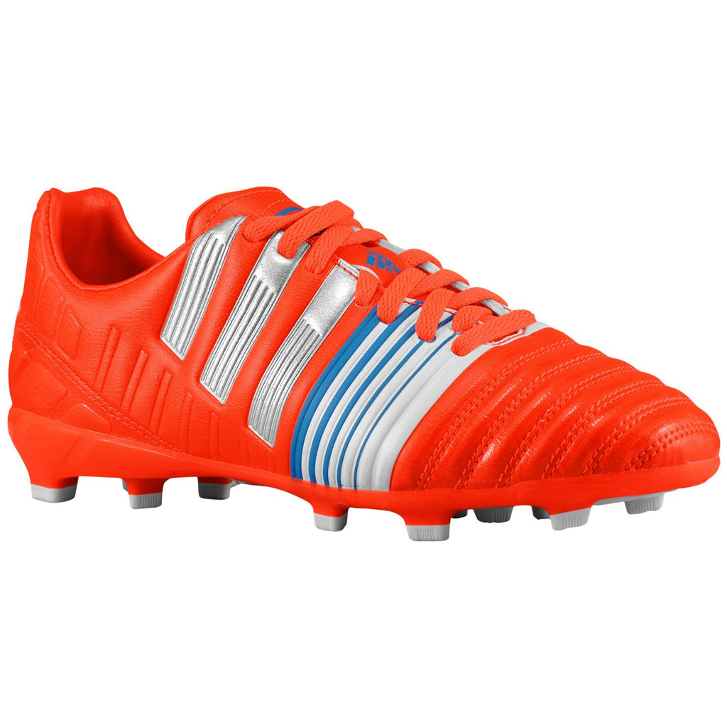 adidas Nitrocharge 3.0 FG J Red-Sil Kids