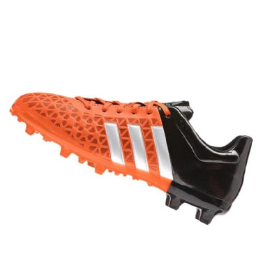 adidas  Ace 15.3 FG-AG J Orange-Whi Kids