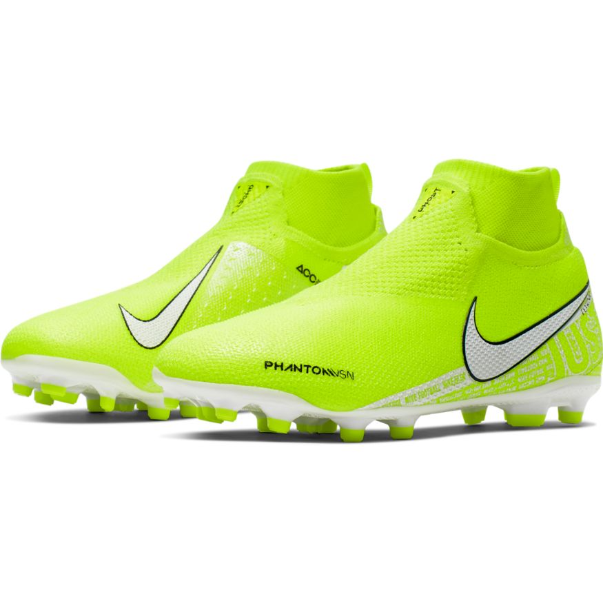 Nike JR Phantom VSNike Elite FG Volt
