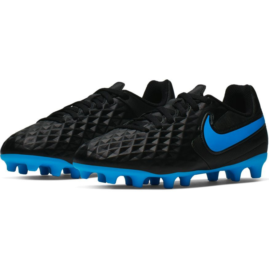 Nike JR Tiempo Legend 8 Black/Blu