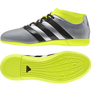 adidas Ace 16.3 Primemesh IN J Silv Kids