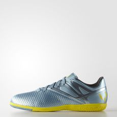 adidas Messi 15.3 IN 3 Ice Metallic Kids
