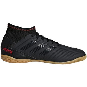 adidas Predator 19.3 IN J Black-Red Kids