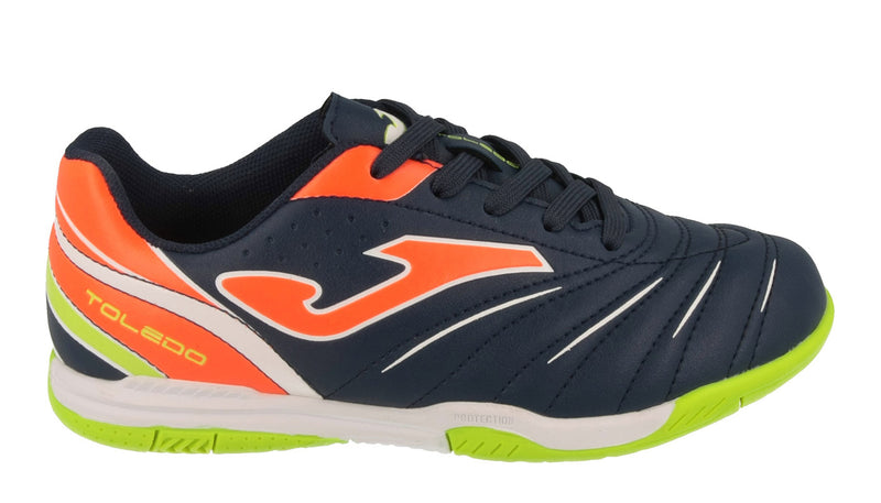 Joma Toledo JR 603 Navy-Orange Kids