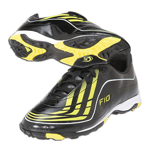 adidas F10.9 TRX TF Jr Black-Yellow Kids
