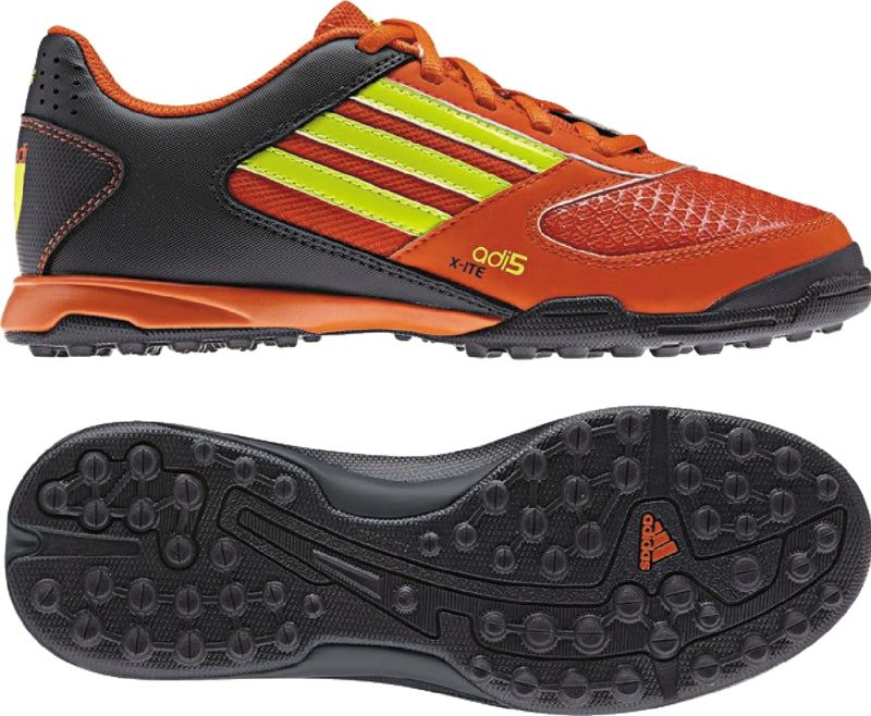 adidas adi5 X-ite J Orange-Electric Kids