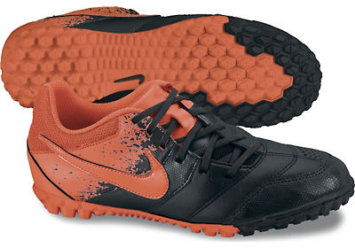 Nike Jr 5 Bomba Black-Orange Kids
