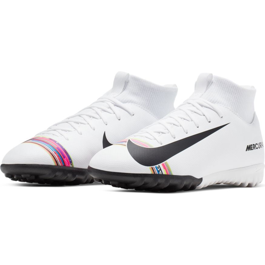 Nike JR Superfly 6 Academy TF Whi Kids