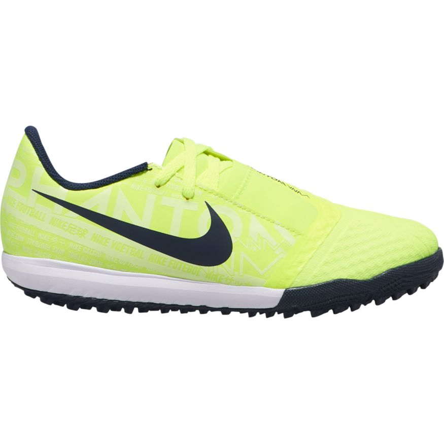 Nike JR Phantom Venom TF Volt/Obs