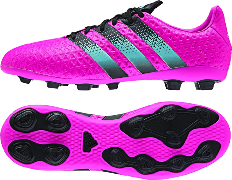 adidas Ace 16.4 FxG W Pink-Black