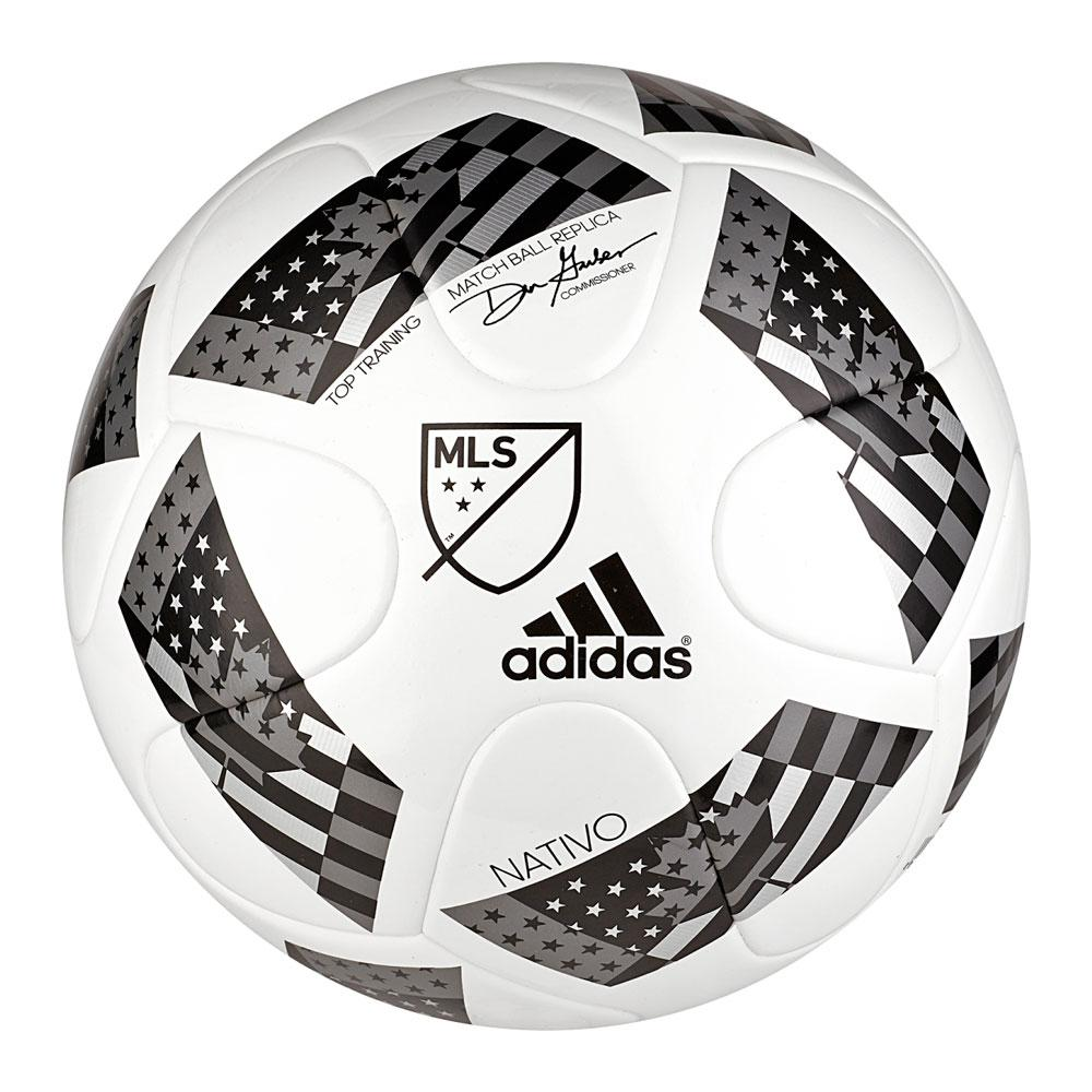 adidas 16 Nfhs Mls TT White-Black