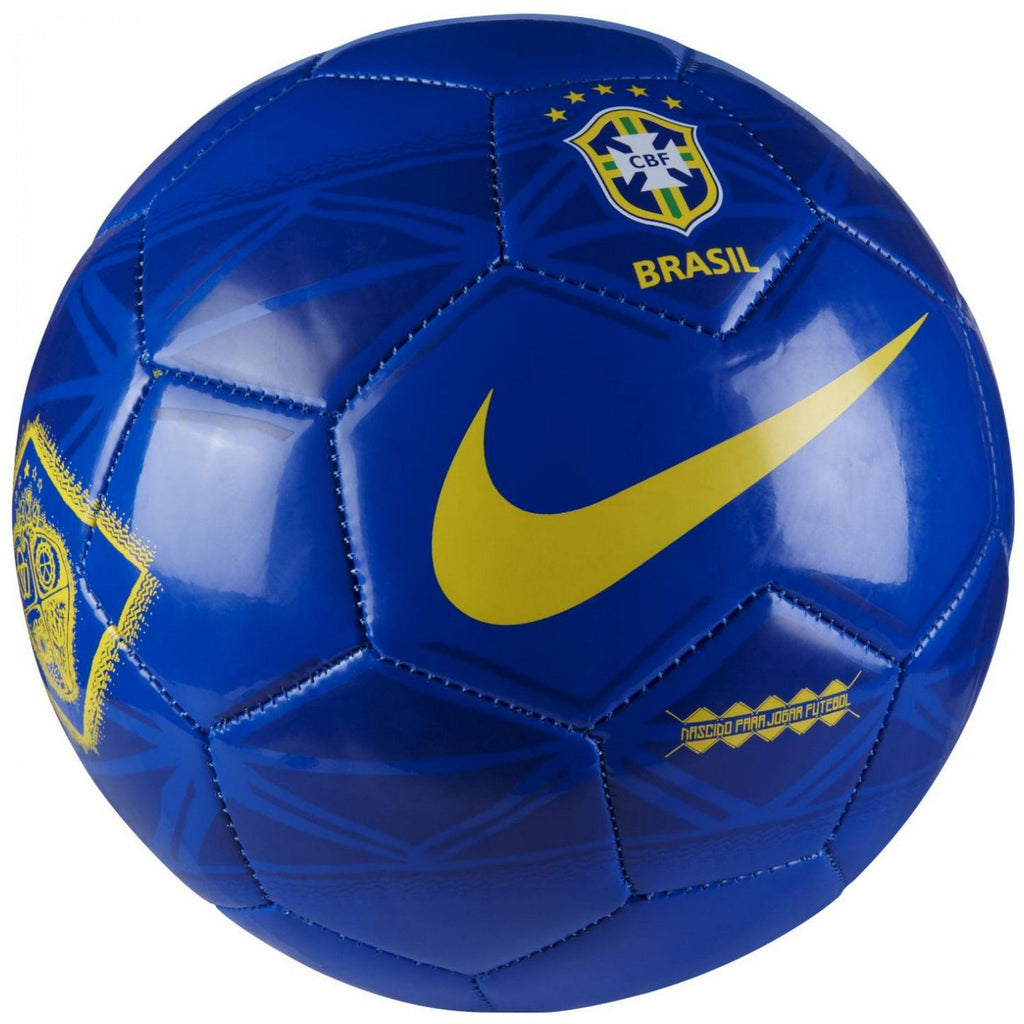Nike Brasil Supporter Blue-Yellow