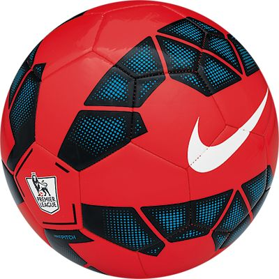Nike Pitch EPL Red-Black-Blue