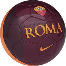 Nike AS Roma Supporters Ball Redn