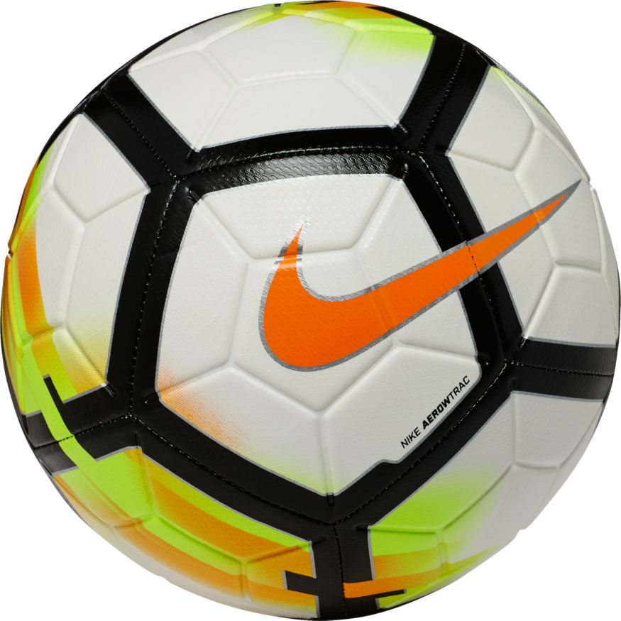 Nike Strk Ball White-Laser Orange