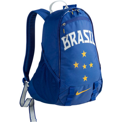 Nike Brasil Offense Backpack Com
