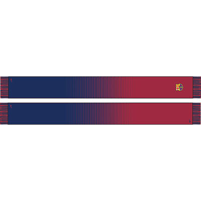 Nike Barcelona Club Scarf Navy-Re