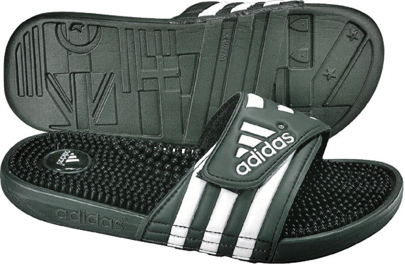 adidas Adissage Black-White