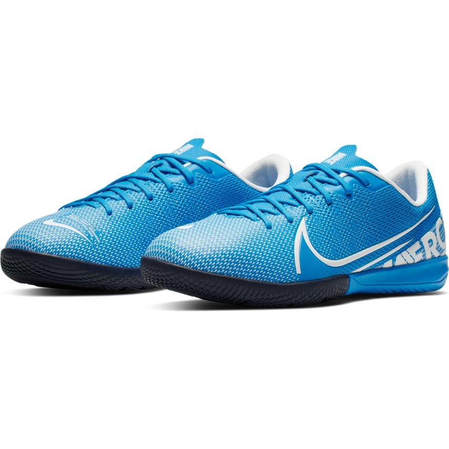 Nike JR Vapor 13 Academy IC Blue Kids