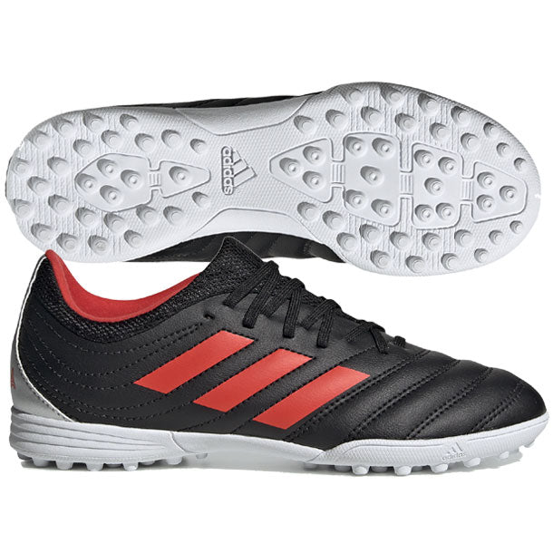 adidas Copa 19.3 TF Sala J Black/Re Kids