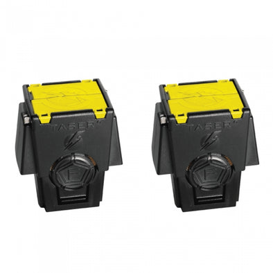 Taser M26C-X26C-X26P Cartridges Live 2 Pack Replacement