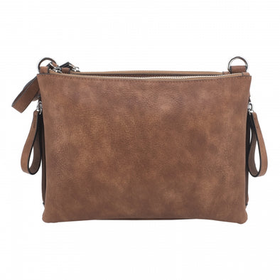 SPECIAL ORDER ONLY  Iris CCW Handbag, Brown