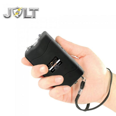 JOLT 56,000,000* MINI STUN GUN Black