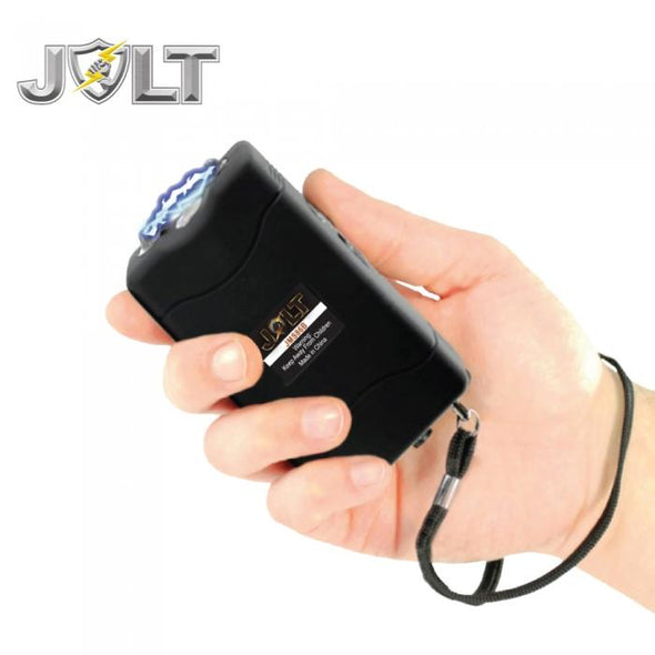 JOLT 86,000,000* MINI STUN GUN BLACK