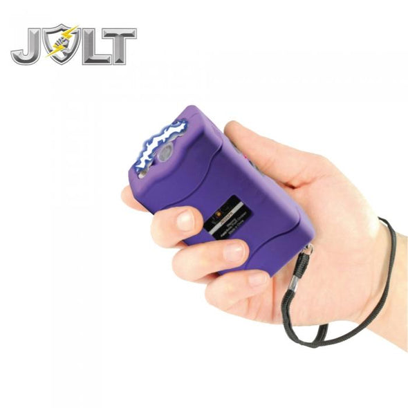 JOLT 86,000,000* MINI STUN GUN PURPLE