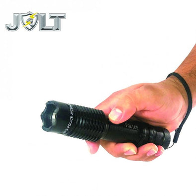 JOLT Police Tactical Stun Flashlight 85,000,000*
