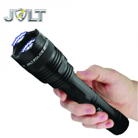 Jolt Police 95,000,000* Tactical Flashlight