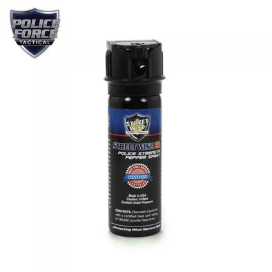 Police Force 23 Pepper Spray 3 oz Flip Top