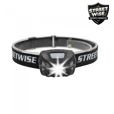 Streetwise Smart Light LED Headlamp