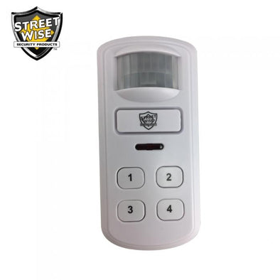 Streetwise SafeZone Motion Activated Alarm w-Keypad