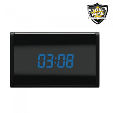 Streetwise WiFi HD Table Clock DVR