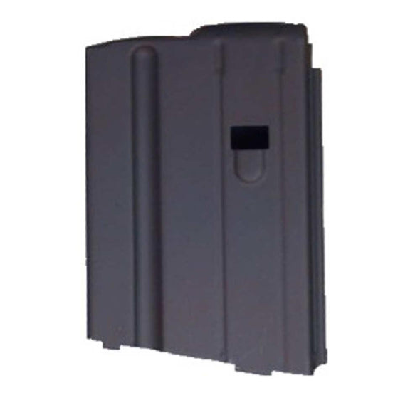 Ar-15 6.5-.264 Stainless 15 Round Grendel Magazine - Black Marlube, Blue Follower - ASC Shooting | EM Self Defense and Security - factory replacement magazines, pistol high capacity magazines, high quality rifle magazines