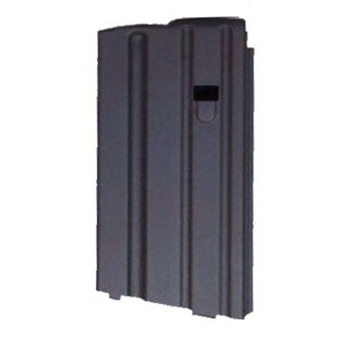 Ar-15 .223-5.56 Stainless Steel 20 Round Magazine Blocked To 10 Round
