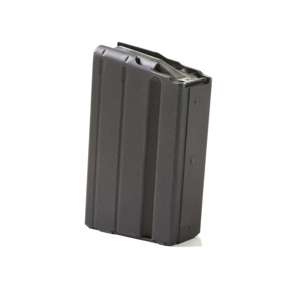 Ar-15 7.62 X 39 Stainless Steel 5 Round, Black Marlube, Black Follower