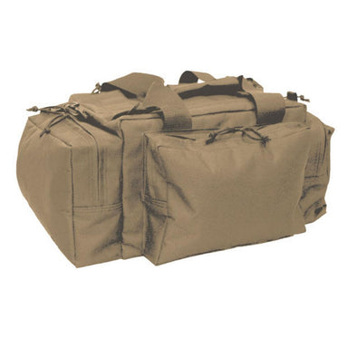 "Tactical Range Bag - 20"" X 10"" X 9"" - Tan - Bob Allen Tactical Shooting 