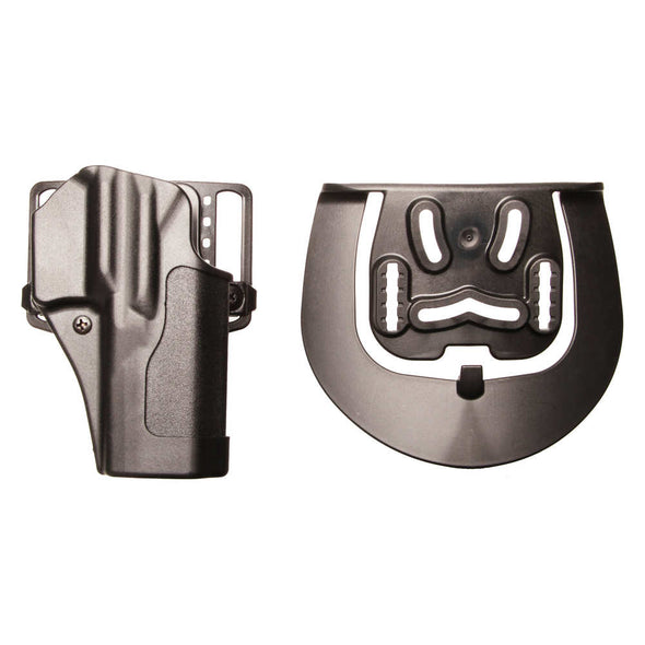 Sportster Standard Cqc Concealment Holster - Colt Commander 1911 & Most Clones W, W-o Std Rails, Matte, Right Handed